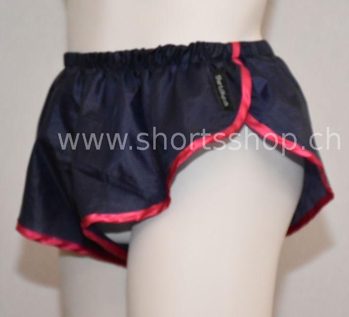 Nylon-Shorts Dennys dunkelblau (Spezial)