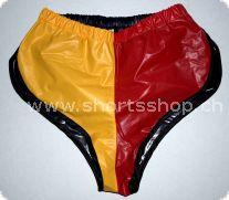 Shorts aus Regenschutz